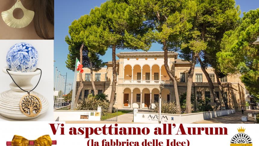 Aurum-Pescara dal 5 al 7 ottobre 2018
