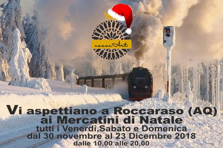 Mercatini di Natale,Roccaraso 2018